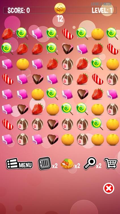Fruit Candy Rush