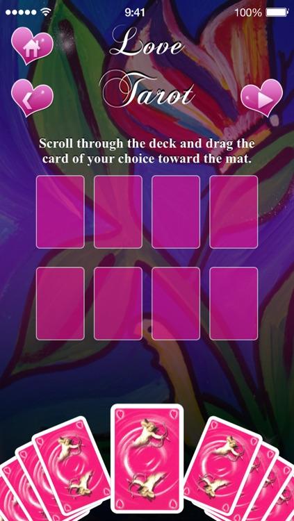 Love Tarot ! screenshot-3
