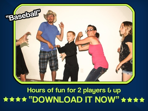 CHARADES CAN YOU GUESS IT? Fun word trivia for friends with new heads up timer screenshot