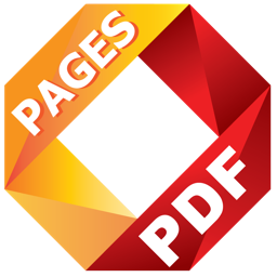Ícone do app PDF to Pages +