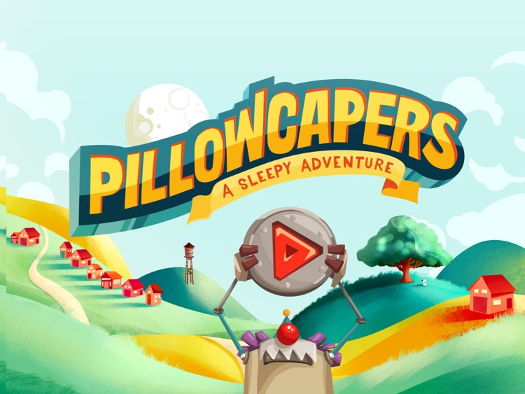 Pillowcapers: A Sleepy Adventure