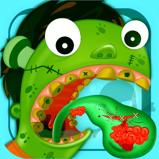 Monster Tongue Doctor Cleaner, Dentist Fun Pack Game For kids, Family, Boy And Girls