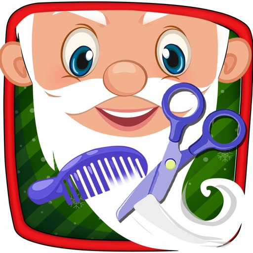 Santa Beard Salon