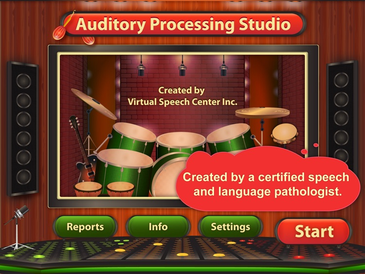 Auditory Processing Studio screenshot-0