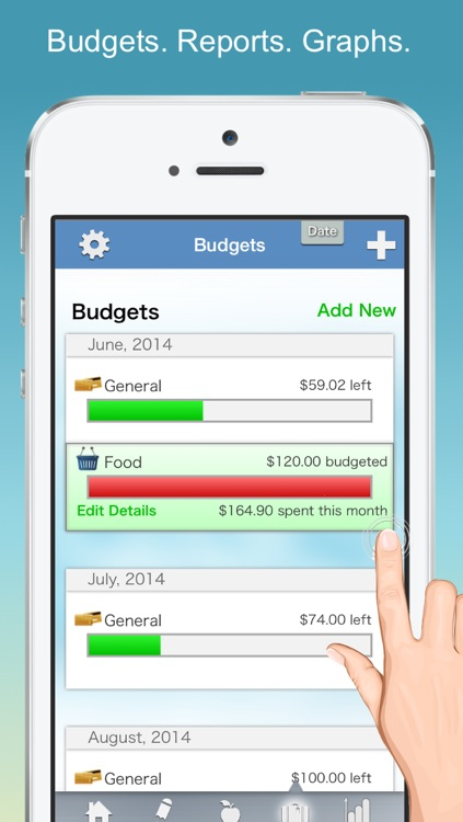 Finance Tracker Pro - Budgets & Expenses