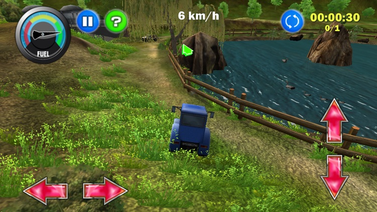 Tractor: More Farm Driving - Country Challenge 2.0 screenshot-3