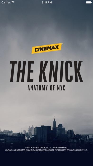 The Knick: Anatomy of NYC Screenshot