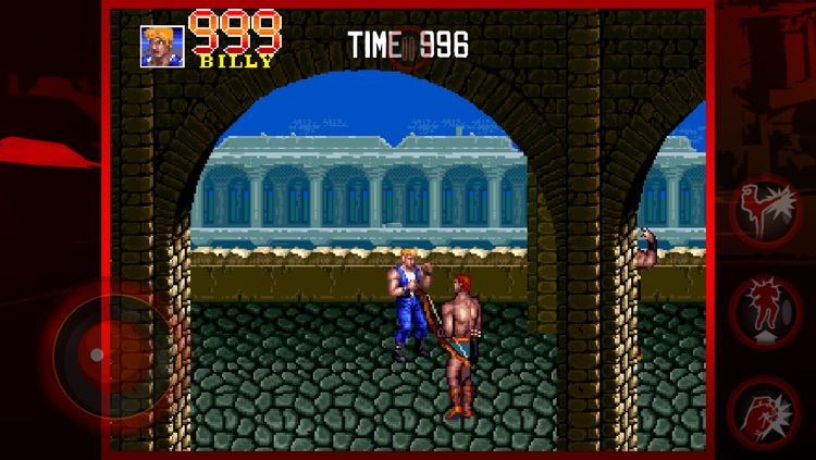 Double Dragon Trilogy screenshot-3