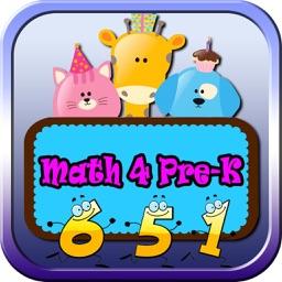 Math for Pre Kindergarten