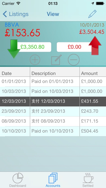 iCreditPit - Debt Free with Debt Management and Consolidation screenshot-3