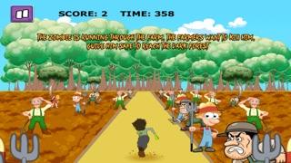 スピーディゾンビフレンジーは FREE - 怒りの農家の挑戦からの脱出紹介画像2