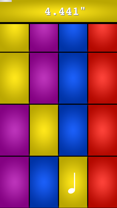 Color Tiles Mania - Don't Tap The Wrong Tiles