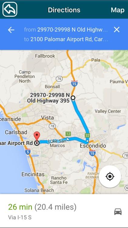 California Campgrounds & RV Parks screenshot-3
