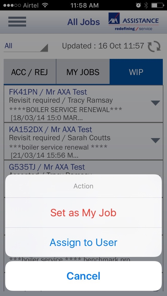 IPA Home Emergency screenshot four
