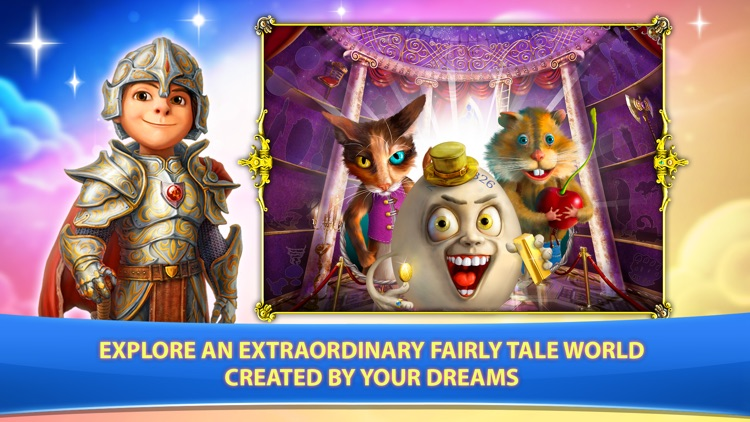 Imagination: Enter the Dream World(Free) screenshot-3