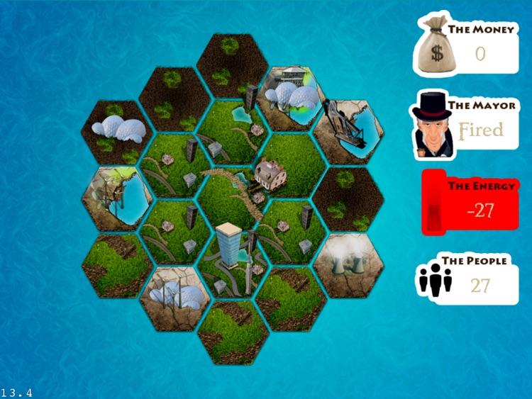 The Grid Of City screenshot-3