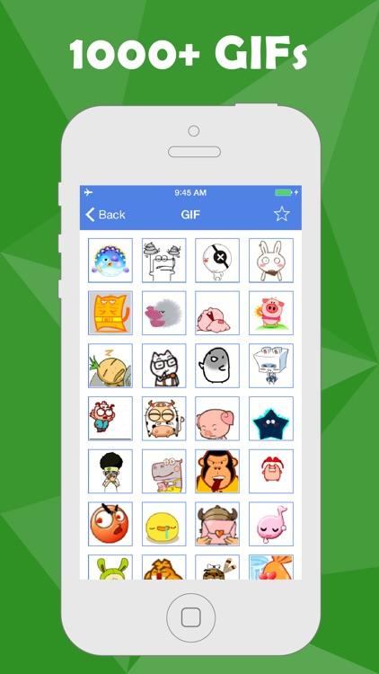 Emoji Keyboard - Color Emojis , Emoticons Stickers , Smileys GIF Faces for Texting