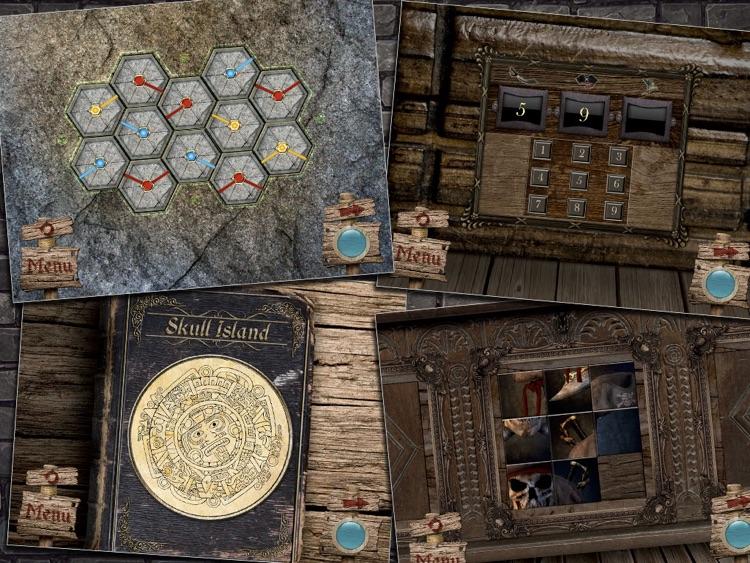 The Mystery of Skull Island HD screenshot-4