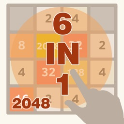 2048: 6 IN 1 Edition