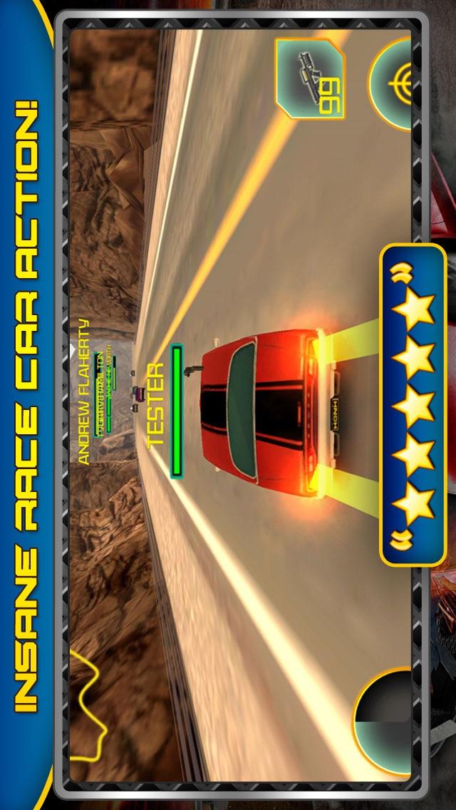 車のレースゲーム - Car Racing Game紹介画像1