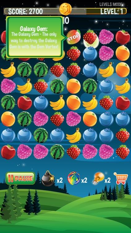 Fruit Blaster Mania - Blastings Fruits like Apples, Blueberry, Banana, Strawberry, Orange, Water Melons and Raspberry