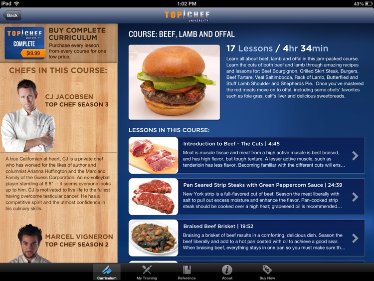 Top Chef University screenshot-3
