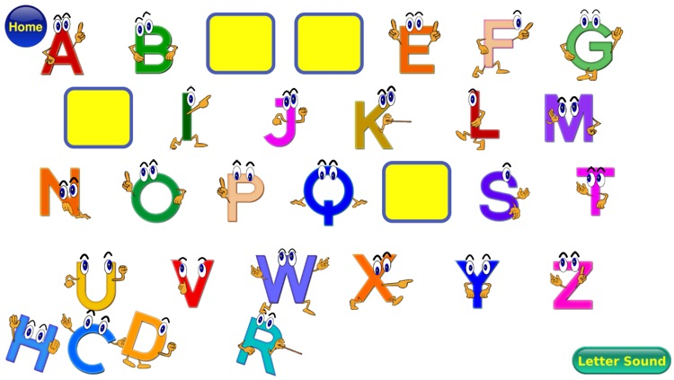 ABC Alphabet Phonics - Alphabet Ordering, ABC Song, Letters Matching and Phonics Sound
