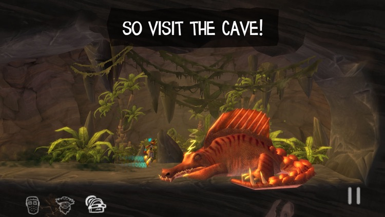 The Cave screenshot-4