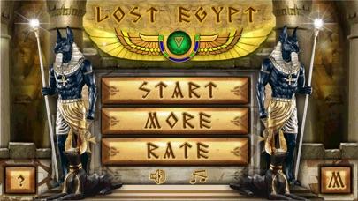 Lost Egyptのスクリーンショット1