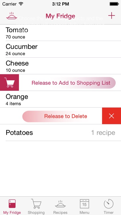 What to Cook? Recipe manager. screenshot-3