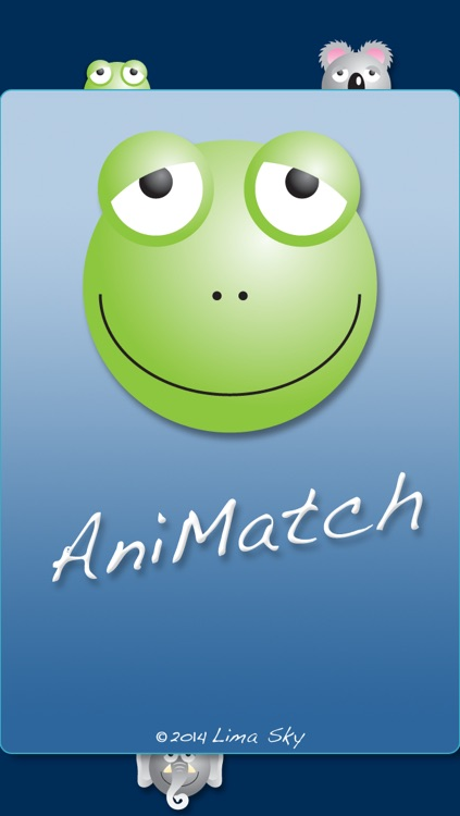 AniMatch: Animal Pairs and Sounds Matching Game screenshot-3