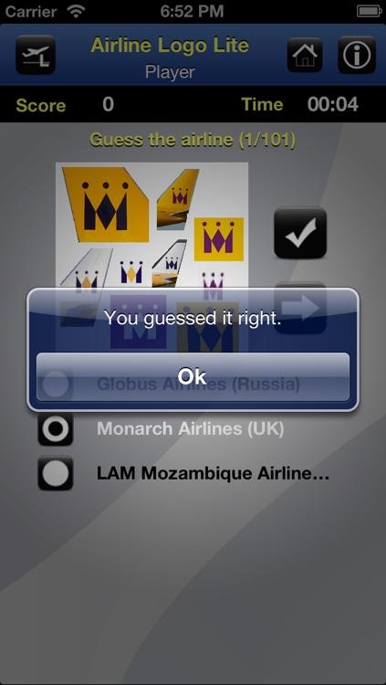 Airline Logo Lite