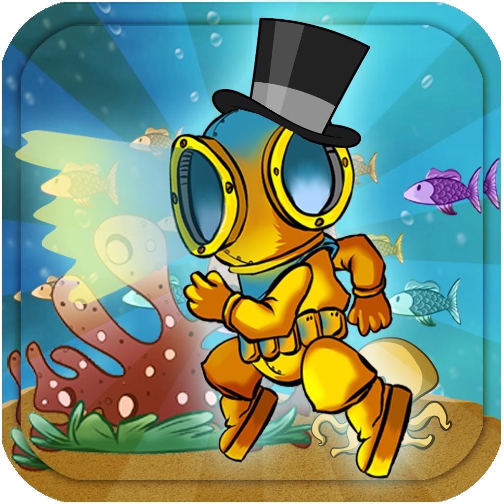 DiverGent-The Underwater Gentleman Runner