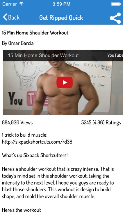 How To Get Perfect Abs - Complete Video Guide screenshot-3
