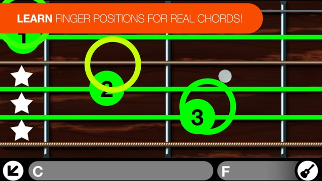 Chordshaker Guitar Chords Game On The App Store