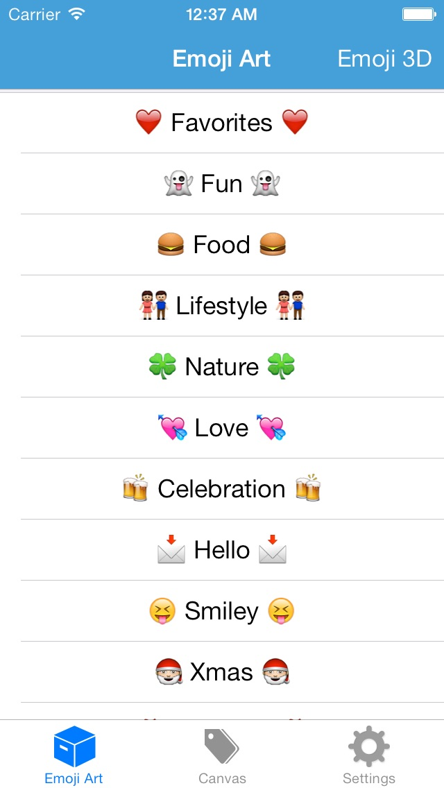 Symbol Keyboard & Emoji - Emoticons Art Text, Unicode Icons Characters Symbols for Texting, MMS Messages & Any Chat App Screenshot