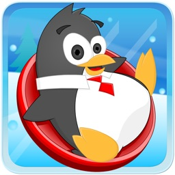Penguin Mania! - Downhill Race to Survive