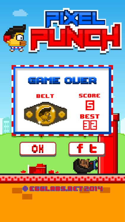Pixel Punch Fight - Play Free 8-bit Retro Pixel Fighting Games screenshot-3