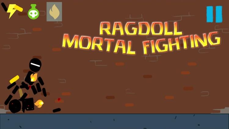Ragdoll Mortal Fighting screenshot-3