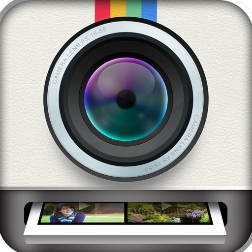 InstaVidFrame - Add Borders to Instagram Videos