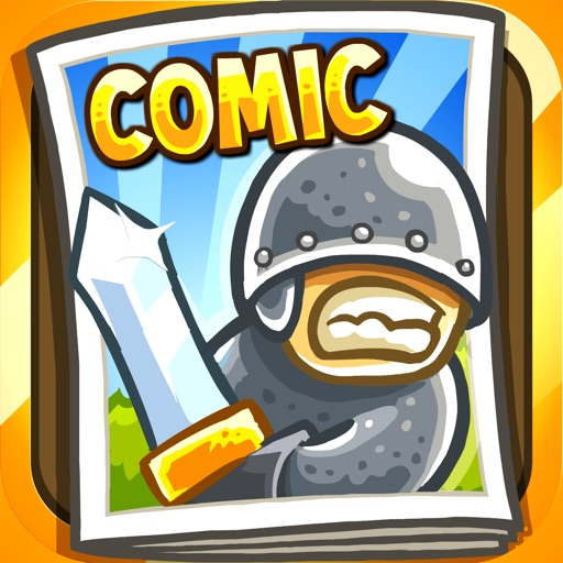 Kingdom Rush: The Comic icon