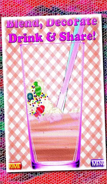 A Milkshake Maker Dessert Cooking Game! FREE screenshot-4