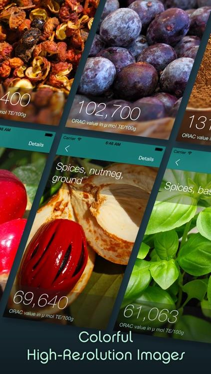 Antioxidants screenshot-0