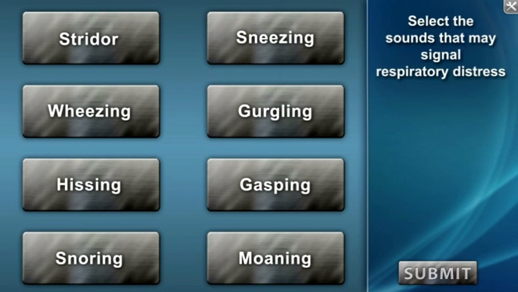 Medrills: Respiration and Artifical Ventilation screenshot-3
