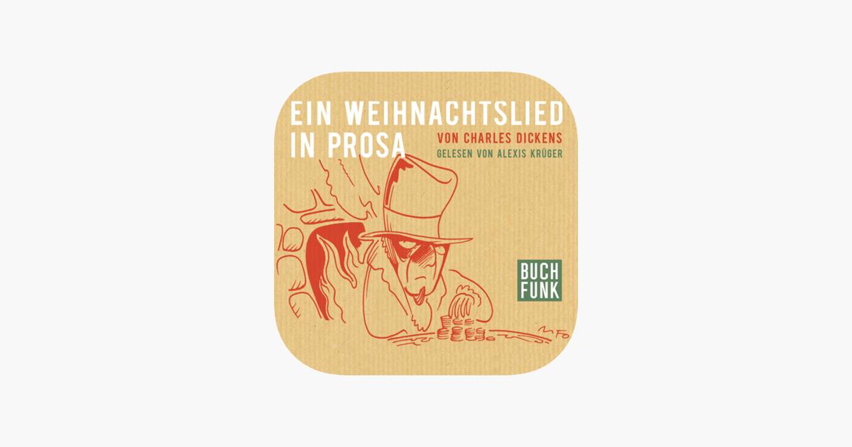 Ein Weihnachtslied in Prosa - Hörbuch Edition en App Store