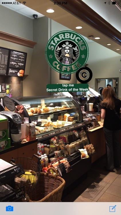 Secret Drink of the Week - Starbucks edition screenshot-0