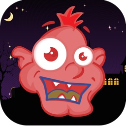 Zombie Explosion - Creepy Monster Brain Chain Reaction Game