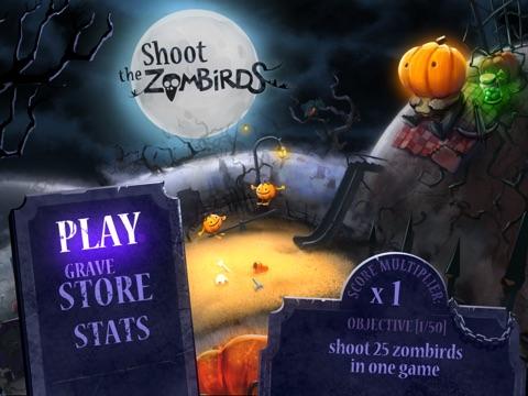 Скачать игру Shoot The Zombirds