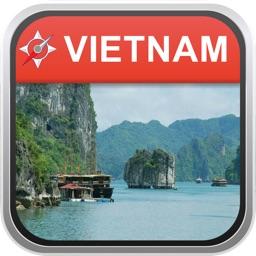 Offline Map Vietnam: City Navigator Maps