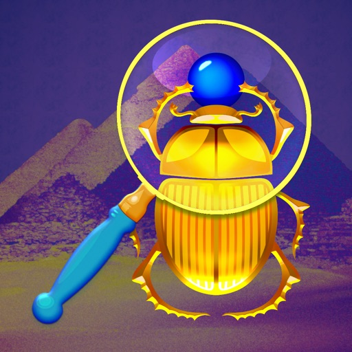 Lost Tales of Egypt - Fun Seek and Find Hidden Object Puzzles icon